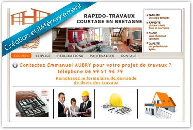 references fastnet bretagne site internet web saint brieuc. Black Bedroom Furniture Sets. Home Design Ideas